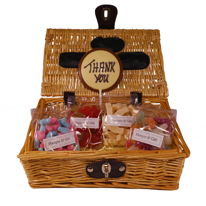 Thank You Pick 'n' Mix Sweet Hamper