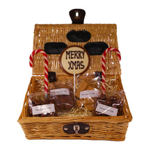 Load image into Gallery viewer, Christmas Chocolate & Fudge Hamper