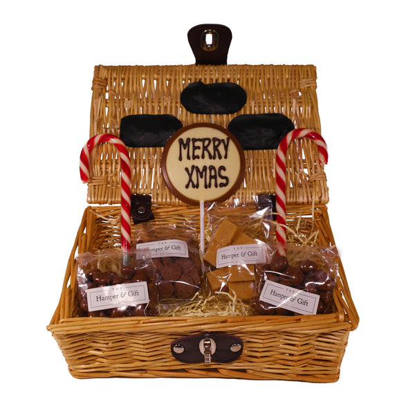 Christmas Chocolate & Fudge Hamper
