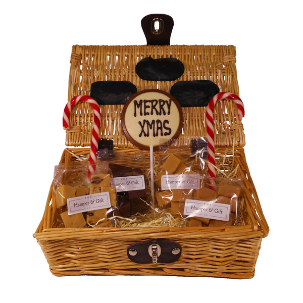 Christmas Fudge Hamper