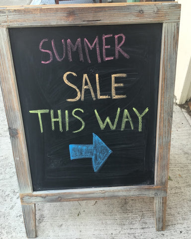 Summer Sale This Way