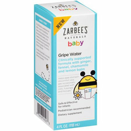 Zarbee's Nature Baby Gripe Water