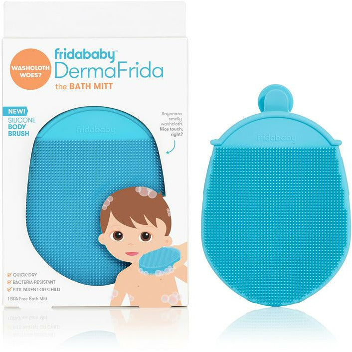 FridaBaby DermaFrida The Bath Mitt