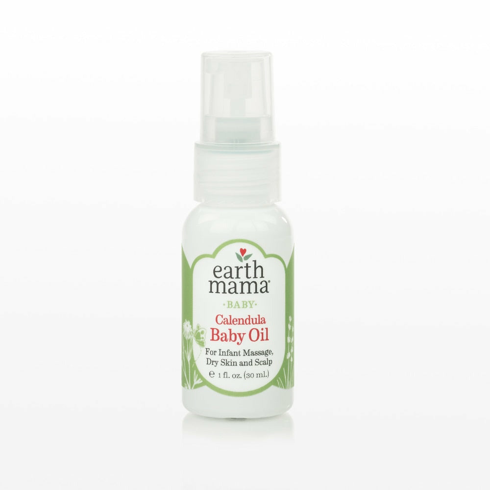 Earth Mama Angel Baby Calendula Baby Oil