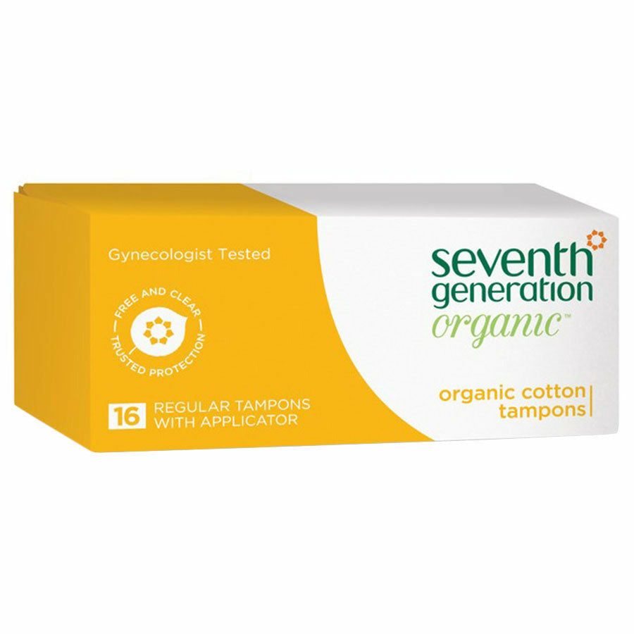 Seventh Generation Organic Tampons (16 ct)