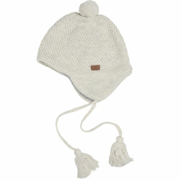 Melton Wool Baby Sailor Hat with Tassels