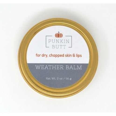 Punkin Butt Weather Balm in Tin