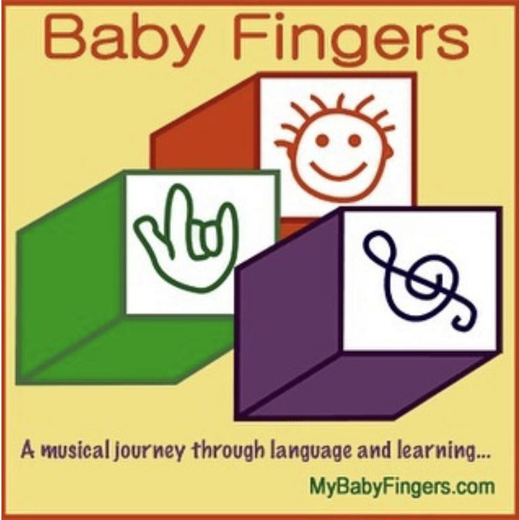 Baby Fingers Sign & Song