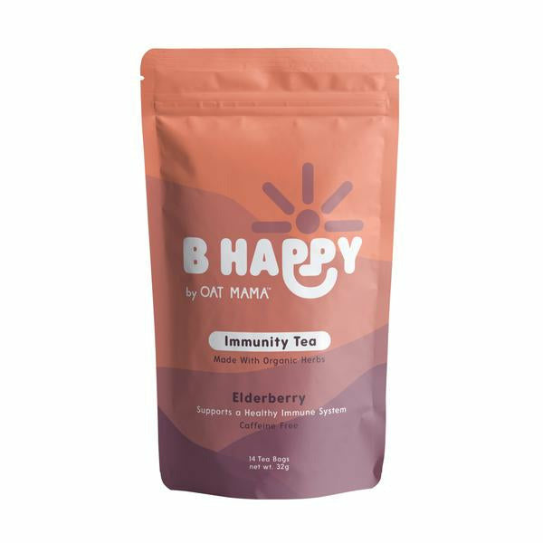 Oat Mama B Happy Immunity Tea