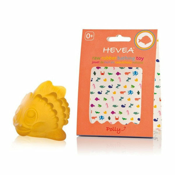 Hevea Bath Toys - Polly The Fish