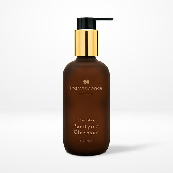 Matrescence Skin Rose Glow Purifying Cleanser