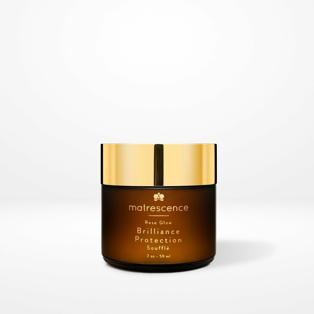 Matrescence Skin Rose Glow Brilliance Protection Soufflé