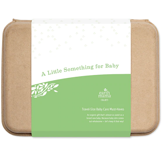 Earth Mama Organics A Little Something For Baby *New Look*