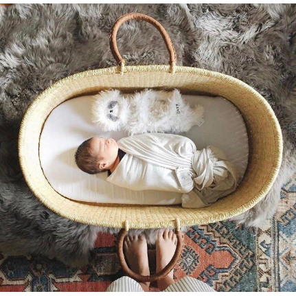 Design Dua Signature Nap & Pack Bassinet