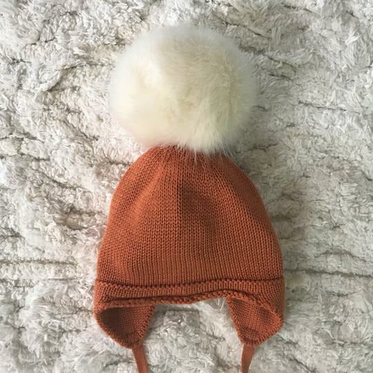 Hoppy Baby Hat