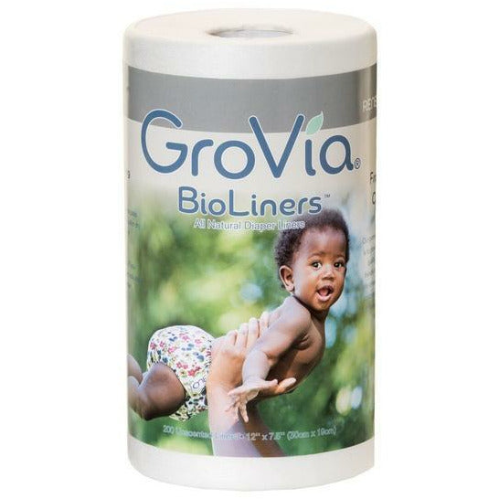 GroVia Cloth Diaper BioLiners