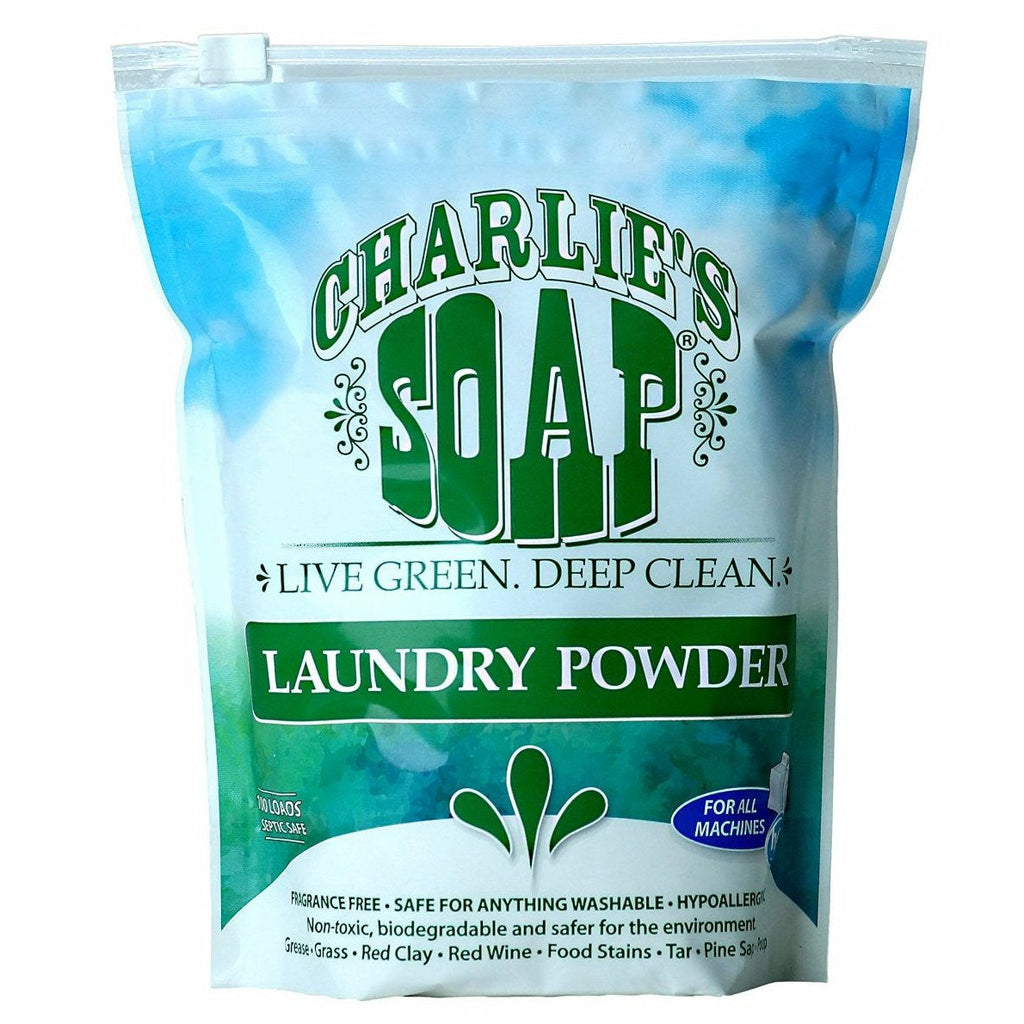 Charlie's Soap Laundry Powder 100 Load