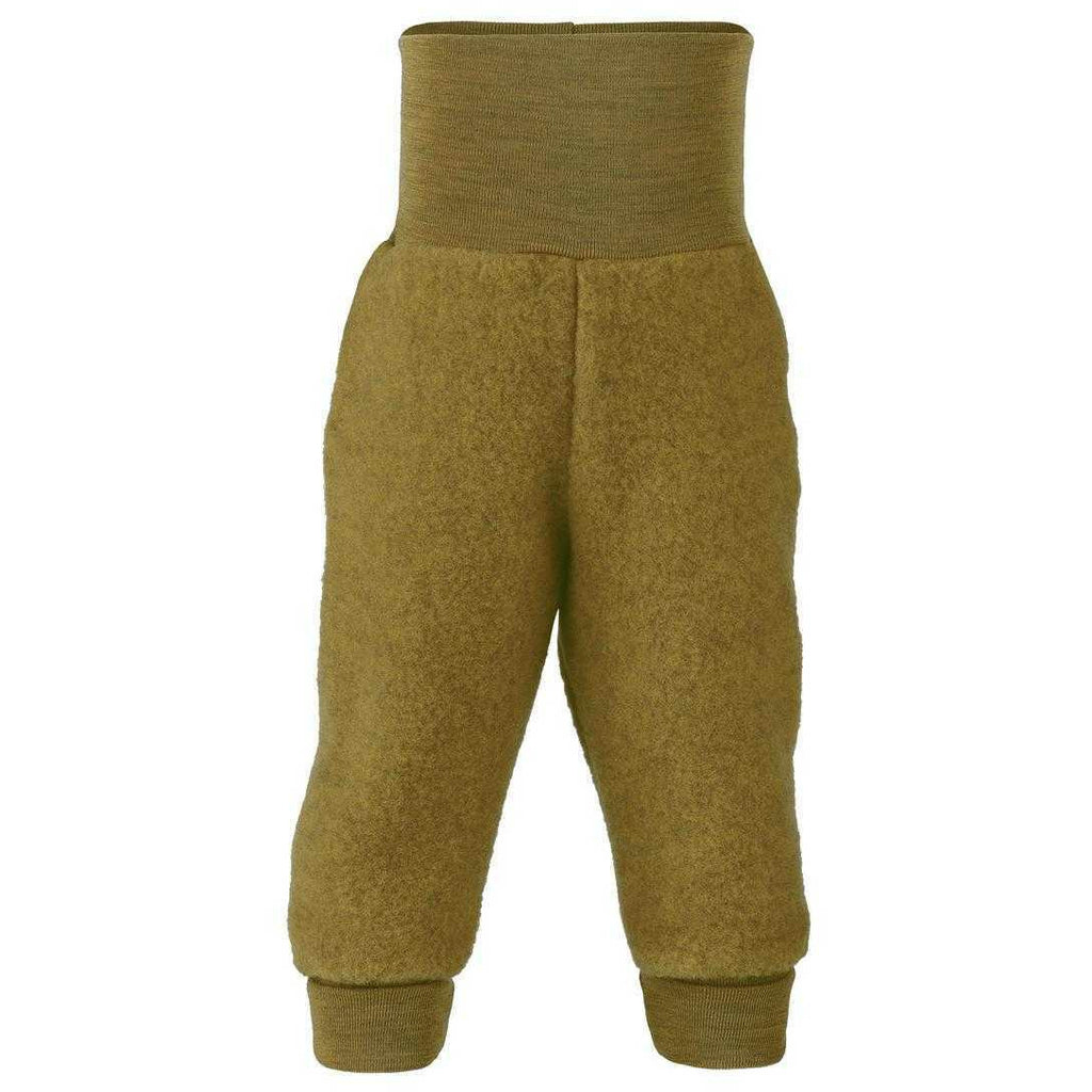 Engel Wool Fleece Baby Pants