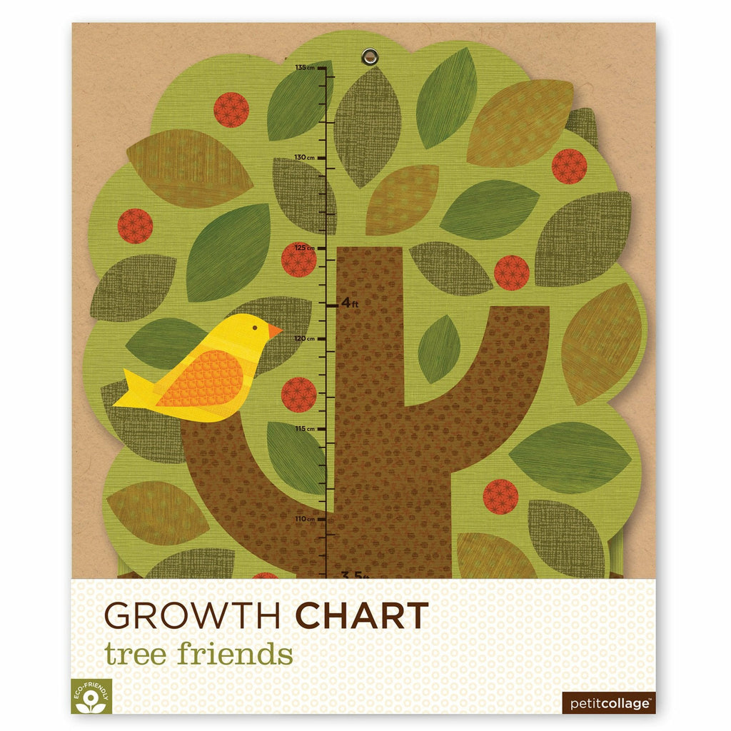 Petit Collage Growth Chart