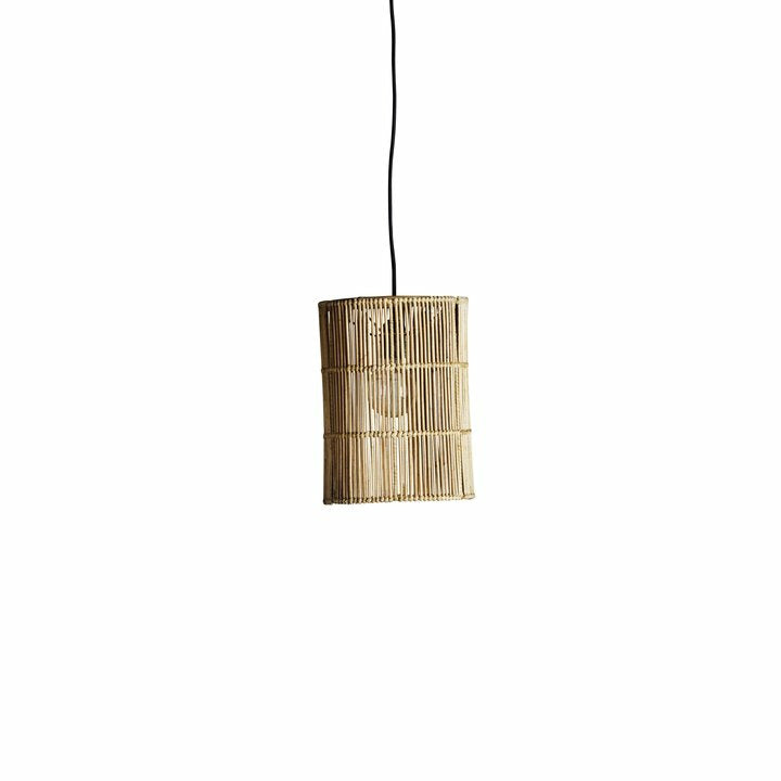 Tinekhome Hangtube Lampshade in Rattan