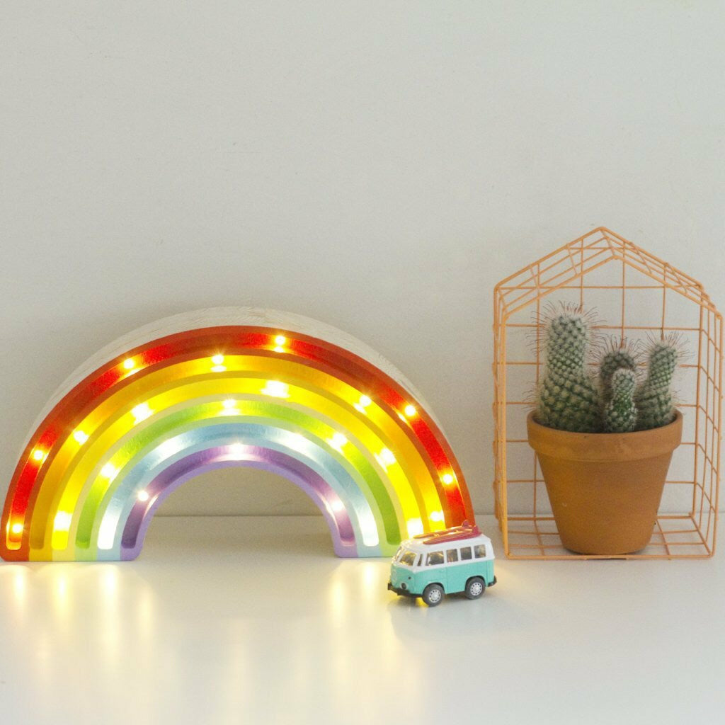 Little Lights Rainbow Lamp
