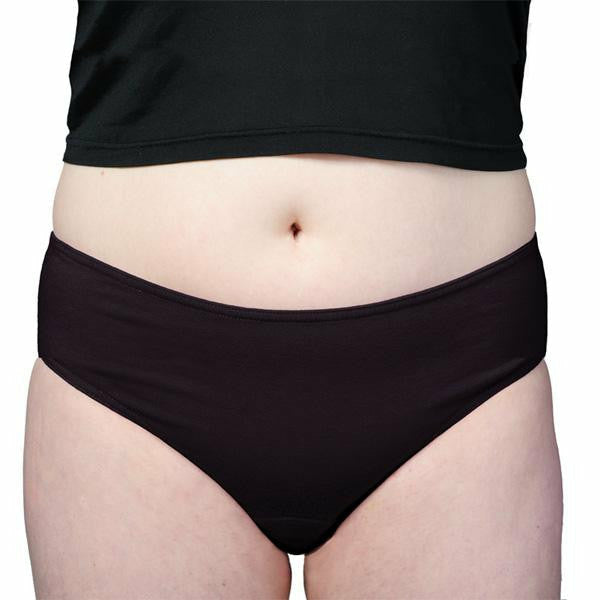Lunapanties Brief - Black