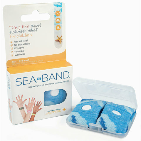 Sea-Bands for Kids - Natural Relief for Motion Sickness