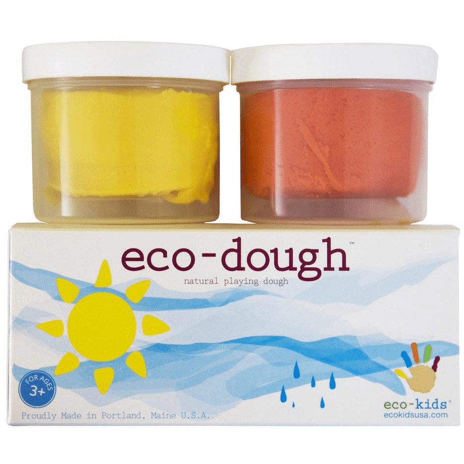 Eco-Kids Eco-Dough 2 Pack