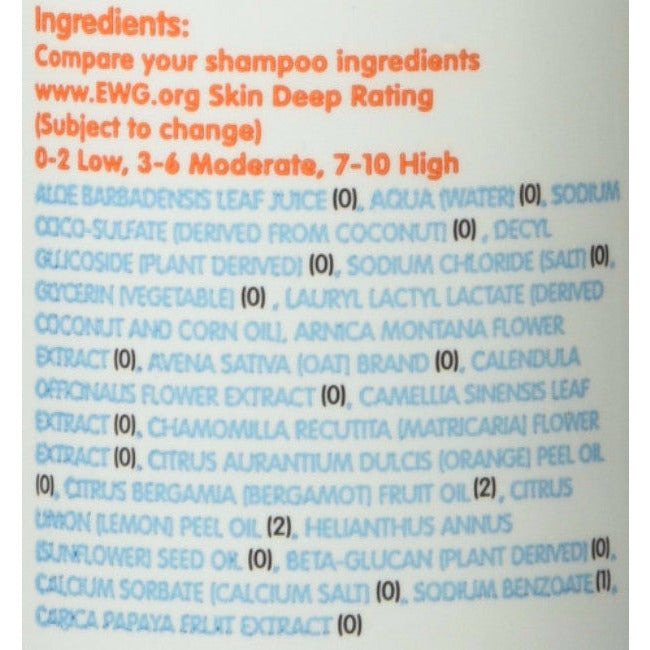 Thinkbaby Shampoo and Bodywash