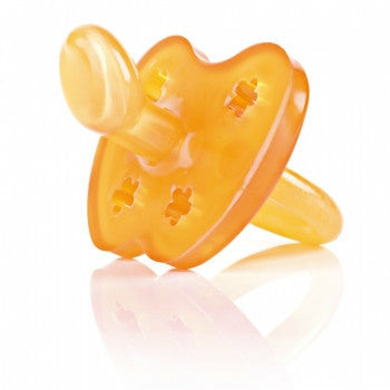 Hevea Pacifier Anatomical - Star and Moon