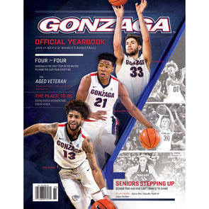 2018-19 Gonzaga Men's and Women's Basketball Official Yearbook