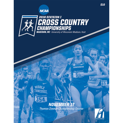 2018 NCAA Division I Cross Country Championship Program
