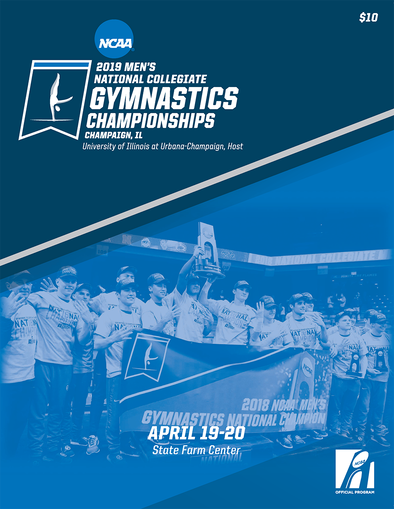 2019 Men's NCAA Gymnastics Championships