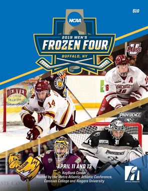 2019 NCAA Division I Men's Ice Hockey Frozen Four Program