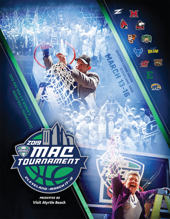 2019 MAC Basketball Tournament Program