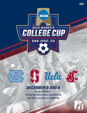 2019 NCAA Division I Soccer Women's College Cup Program
