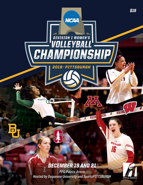 2019 NCAA Division I Women's Volleyball Championship Program