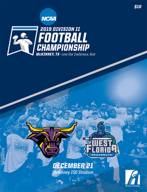 2019 NCAA Division II Football Championship Program