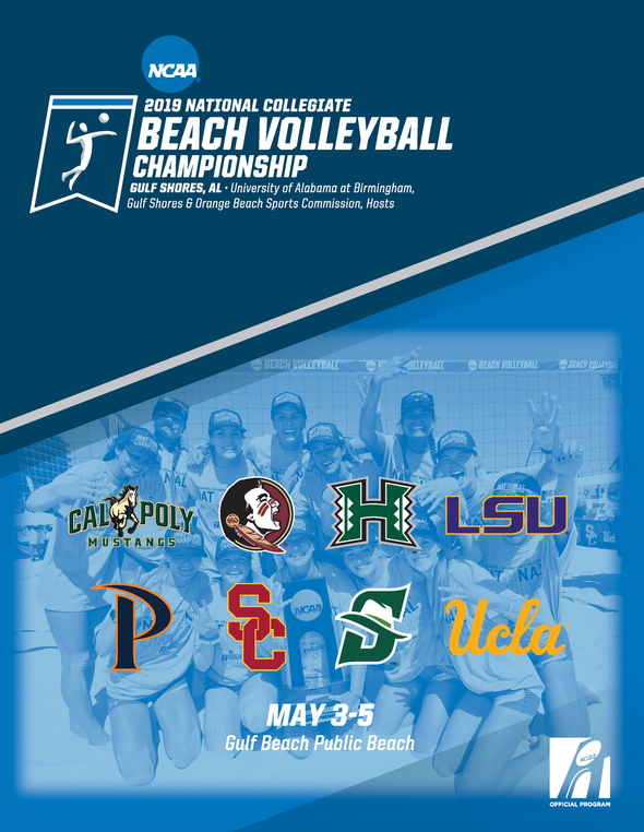 2019 National Collegiate Beach Volleyball Championship