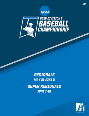 2019 NCAA Division I Baseball Championship Regionals and Super Regionals Program