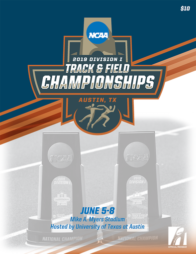 2019 NCAA Division I Track and Field Championship Program