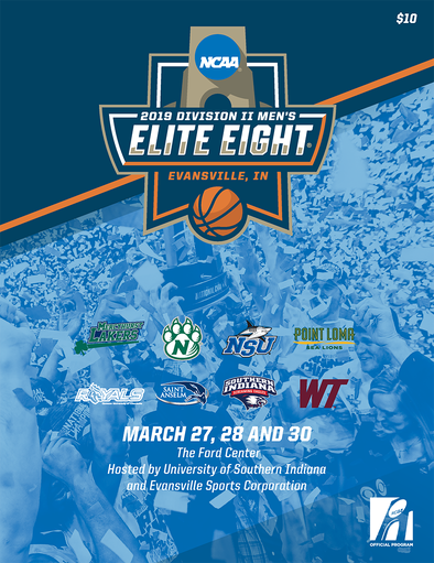 2019 NCAA Division II Men's Elite Eight Program
