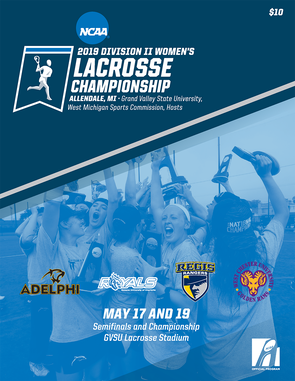 2019 NCAA Division II Women's Lacrosse Championship Program