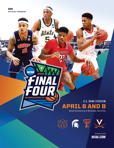 2019 NCAA Division I Men's Basketball Final Four Program