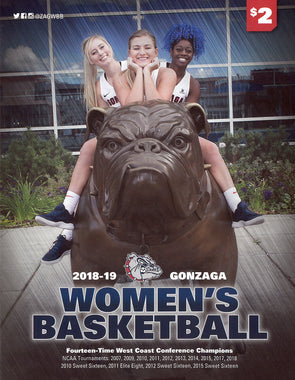 2018-19 Gonzaga Women's Basketball