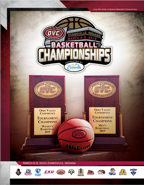 2019 OVC Basketball Championships Program