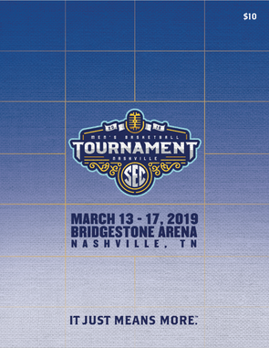 2019 SEC Men's Basketball Championship Tournament