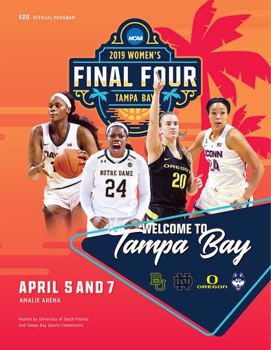 2019 NCAA Division I Women's Basketball Final Four Program