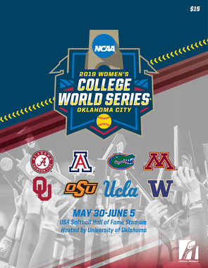 2019 NCAA Women's College Softball World Series Program