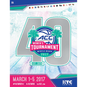2017 ACC Women's Basketball Championship Program